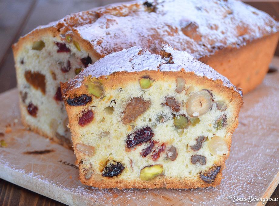 Plum cake destacada