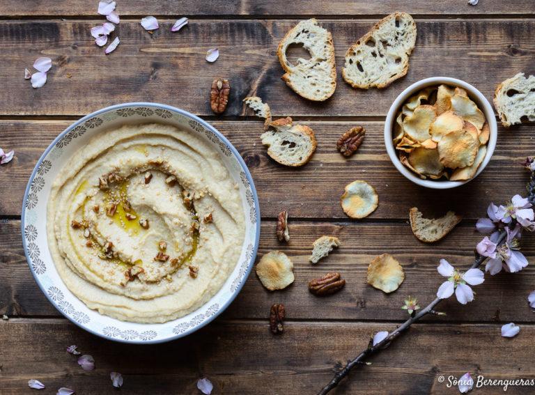 Hummus de nyamera