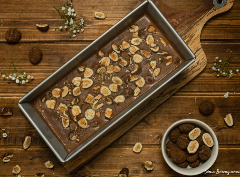 Gelat de xocolata i amatllons-8